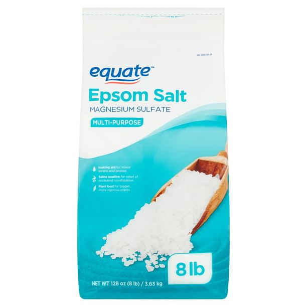 Equate Multi-Purpose Epsom Salt, 8 lb