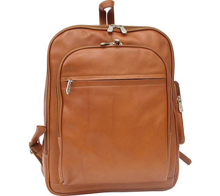 Piel Front Pocket Computer Backpack
