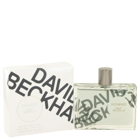 David Beckham David Beckham Homme Eau De Toilette Spray for Men 2.5 oz