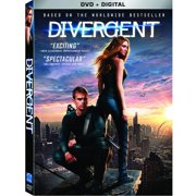 Divergent (DVD + Digital Copy) (With INSTAWATCH) (Widescreen) by