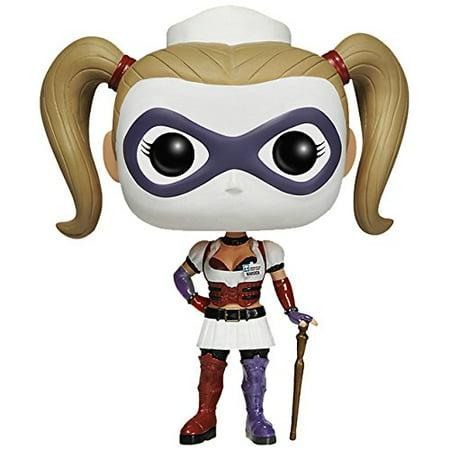 Funko POP Heroes: Arkham Asylum Nurse Harley Quinn