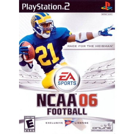 NCAA Football 2006 PS2