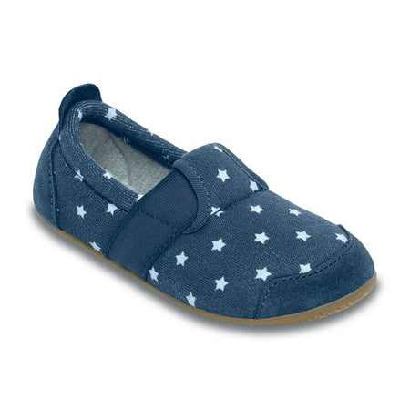 Baby Indoor-Outdoor Slipper Boiled Wool,Dark Blue Knight's Castle By Living kitzbuhel, Dark Blue US 8M 24 EU (Mens Boiled Slippers)