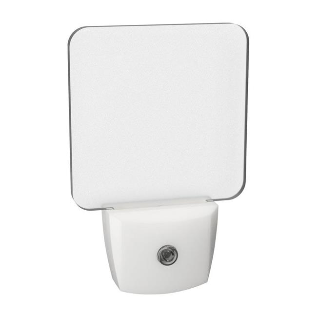 Westek 3855020 Automatic LED Translucent Night Light, White - image 1 of 1