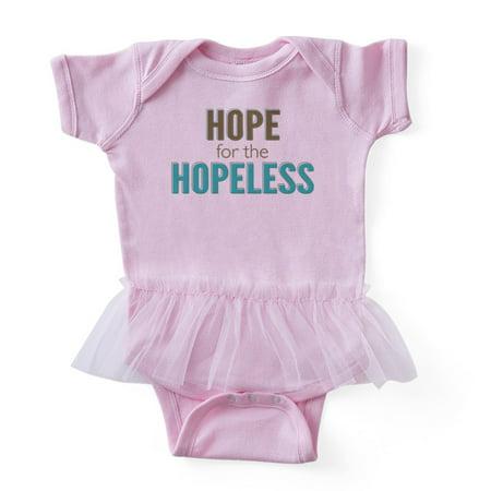 e2922cbcd CafePress - Hope For Hopeless (Le) - Cute Infant Baby Tutu Bodysuit -  Walmart.com