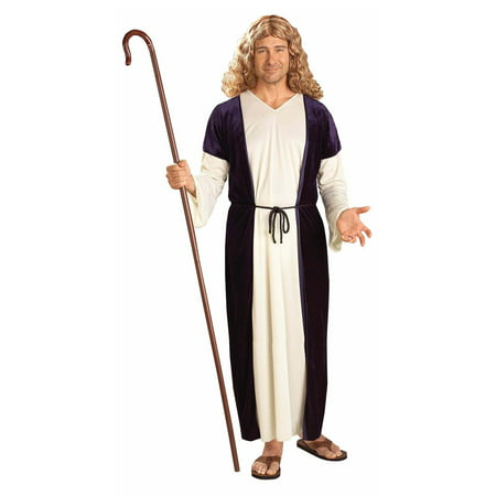 Men's Biblical Shepherd Costume - Nerd Costume For Men