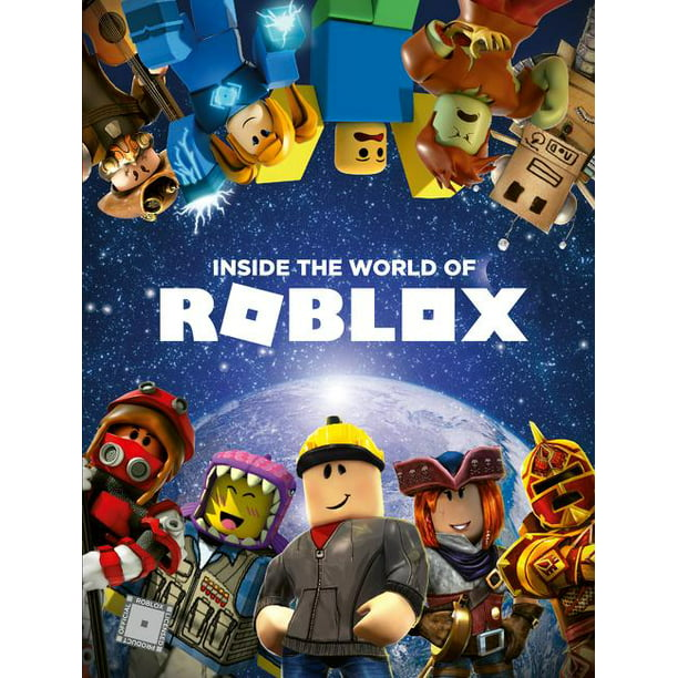 Inside The World Of Roblox Hardcover Walmart Com Walmart Com