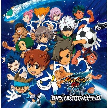 Inazuma Eleven Go Galaxy / O.S.T. (CD)