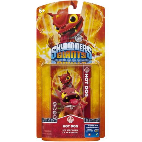 Skylanders Giants Hot Dog Figure Pack