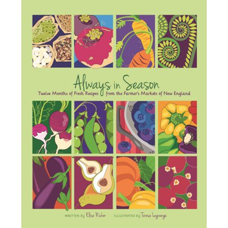 Always in Season : Twelve Months of Fresh Recipes from the Farmer's Markets of New