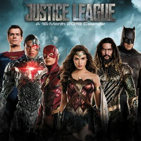 justice league 29 2019