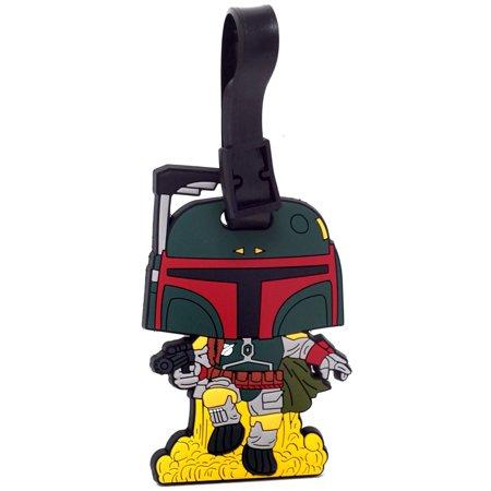 Funko Star Wars Boba Fett Luggage Tag (Luggage Tag Star Wars)