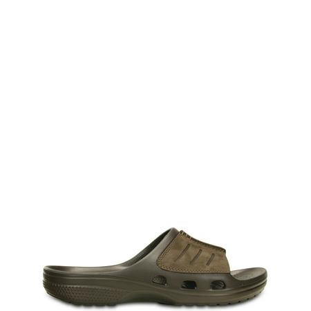 Crocs Men's Yukon Mesa Slide Casual Shoe