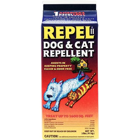 Dog And Cat Repellent Walmart
