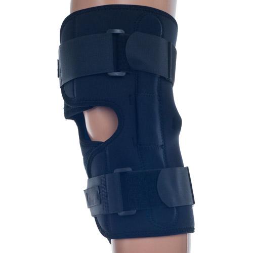 Remedy Premium Wrap-Around Hinged Knee Brace