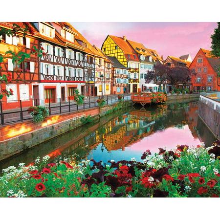 Colmar France 1000 Piece Jigsaw Puzzle