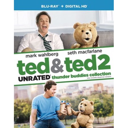 Ted 1 & 2: Thunder Buddies Collection