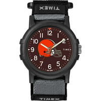 Timex - NFL Tribute Collection Recruite Youth Watch, Cleveland Browns
