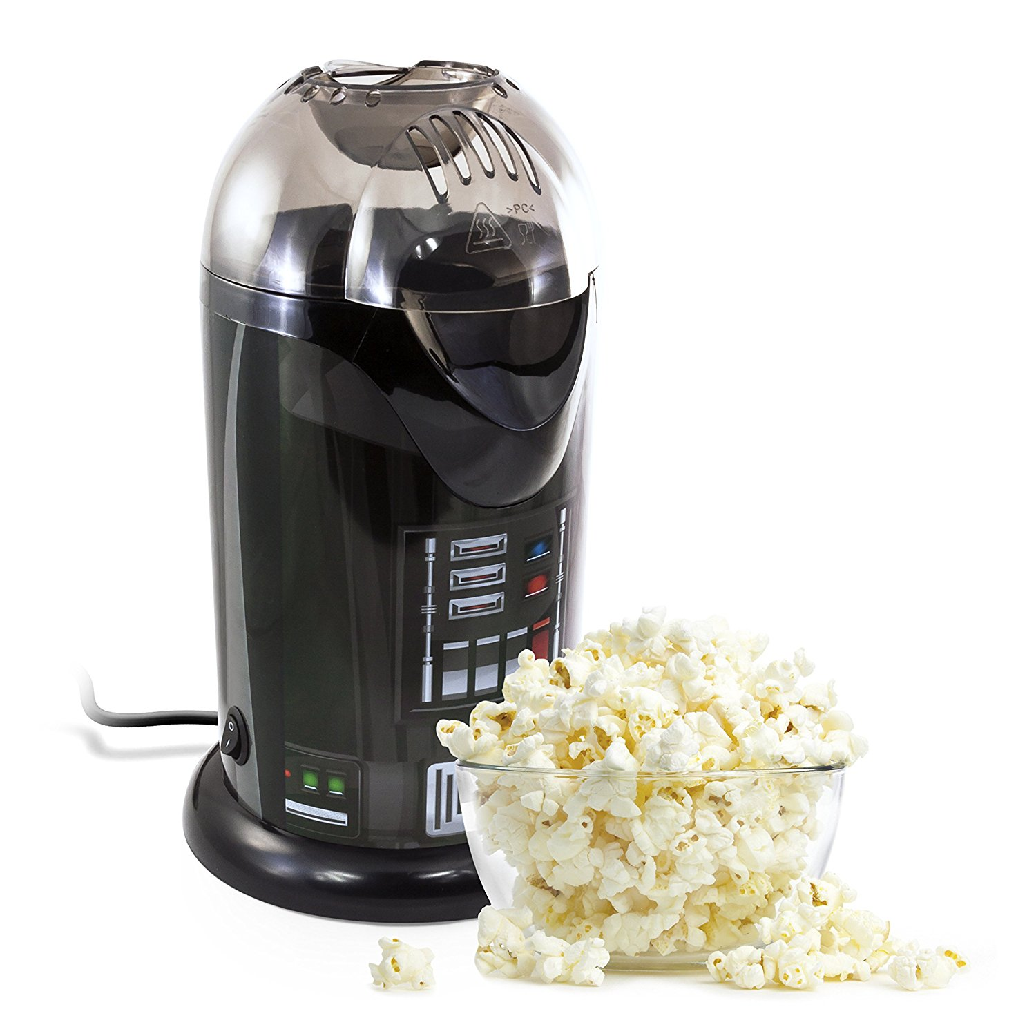 Underground Toys Star Wars Darth Vader Hot Air Popcorn Popper SW04937