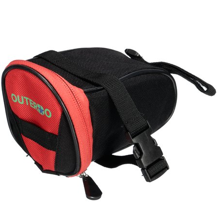 OUTERDO New Roswheel Outdoor Cycling Bike Bicycle Rear Seat Saddle Bag Under Seat Packs Tail (Seal Tail)