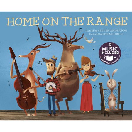Home On The Range  Includes Website For Music Download