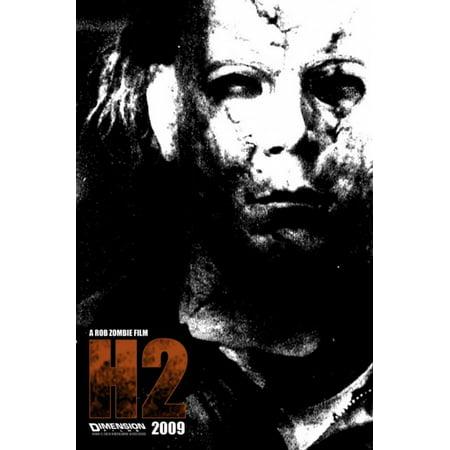 Halloween 2 Movie Poster (11 x 17)