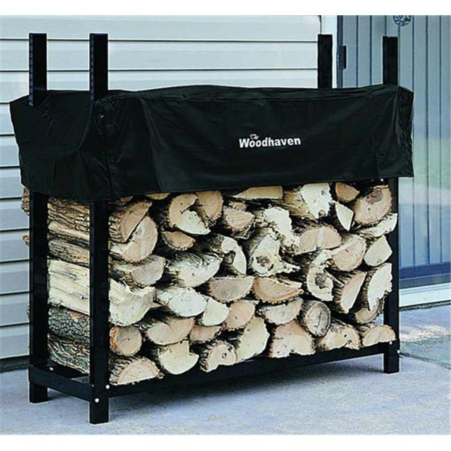 Alexander  48 WRC 48 WRC 4 Foot Woodhaven Firewood Rack With Cover