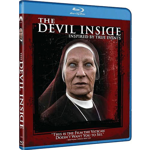 The Devil Inside (2012) (Blu-ray)