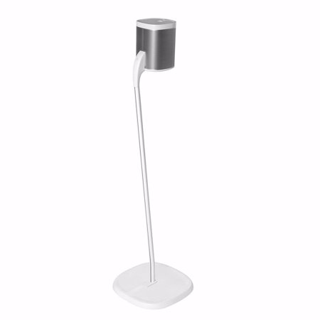 Refurbished Gt Studio Speaker Stand For Sonos Play 1 Or Play 3   Single Stand White 15001Wht1