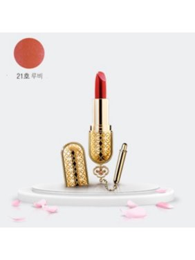 The history of whoo MI Luxury lipstick 3.5g NO.21 Ruby