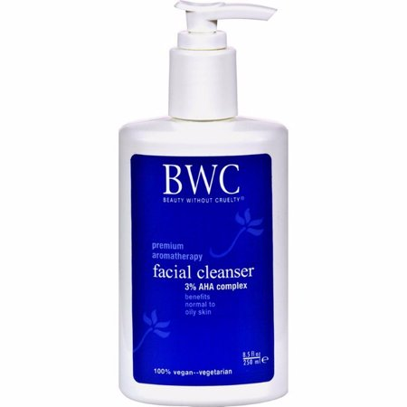 Beauty Without Cruelty Facial Cleanser Alpha Hydroxy Complex - 8.5 Fl - Alpha Hydroxy Facial Cleanser