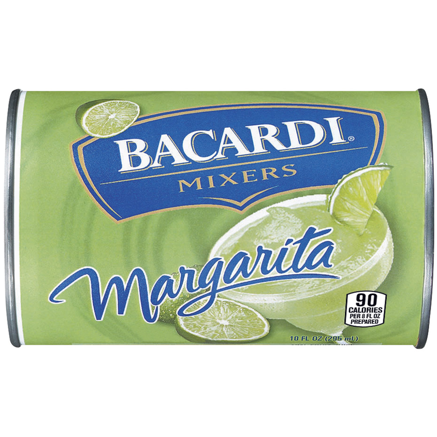 Bacardi�� Frozen Mixers Margarita 10 fl. oz. Can