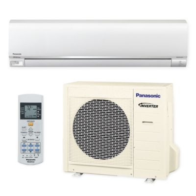Panasonic� E24RKUA - 24,000 BTU 19 SEER EXTERioS E Wall Mount Ductless Mini Split Air Conditioner Heat Pump 208-230V