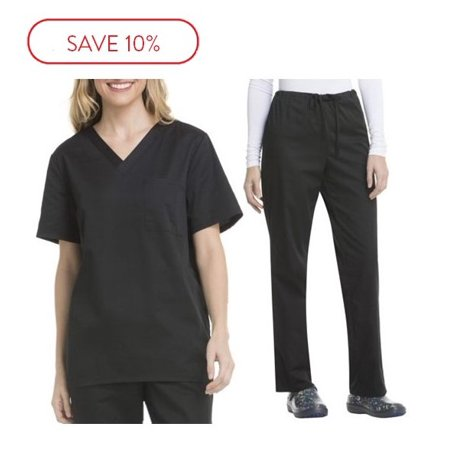 Scrubstar Unisex Top and Pant Scrub Set](Halloween Scrubs For Men)