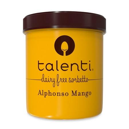 Talenti Sorbetto Mango - 16oz