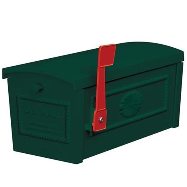 Salsbury Industries Townhouse Mailbox, Post Style by Mailboxes