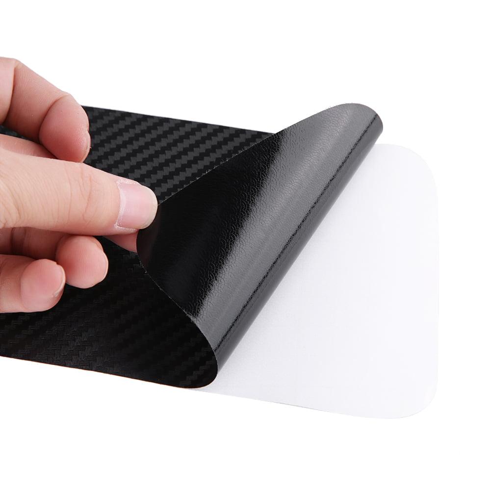 1 Set Self-Adhesive PVC Car Rear Bumper Protector Corner Guard Scratch Sticker