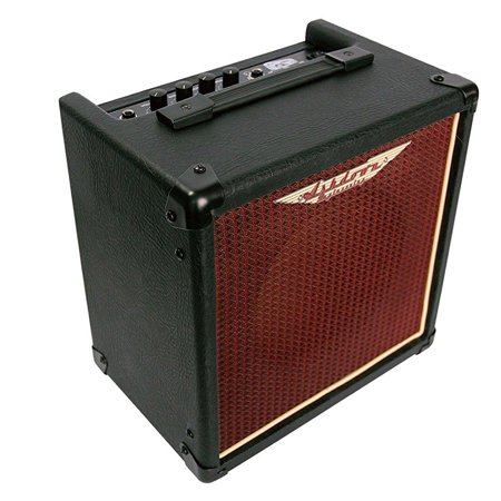 ashdown tourbus-15 15-watt 1x8 bass combo amplifier