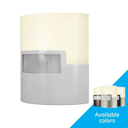 GE UltraBrite Motion-Activated LED Night Light, 40 Lumen, White, 12201 Not Night Light