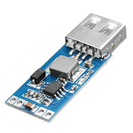 DC-DC 7.5-28V To 5V 3A Step-Down Power Supply Module Cellphone Car Charger USB Buck Regulator 9V/12V/24V/28V To 5V