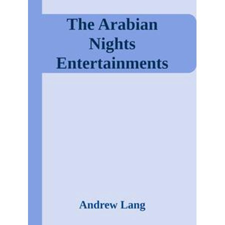 The Arabian Nights Entertainments - eBook - Arabian Nights Themed Dresses