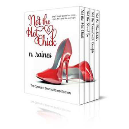Not the Hot Chick Boxed Set - - Hot Superhero Chicks