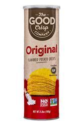 ABC North America The Good Crisp Potato Crisps, 5.6 oz