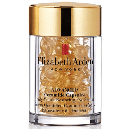 Elizabeth Arden Ceramide Capsules Daily Youth Restoring Eye Serum, 60 (Elizabeth Arden Peel & Reveal Revitalizing Treatment)