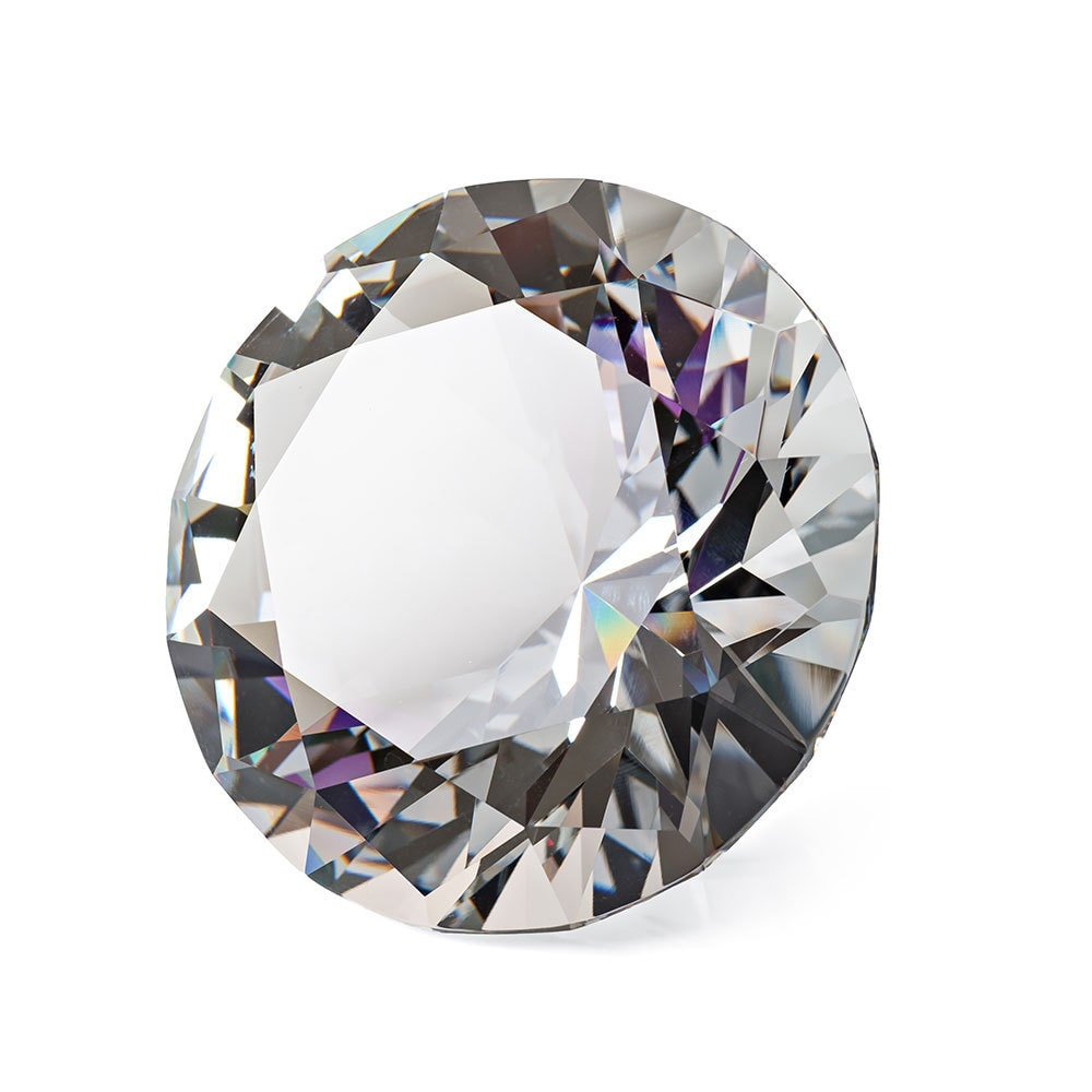 Giorbello Crystal Diamonds (Pack of 5)