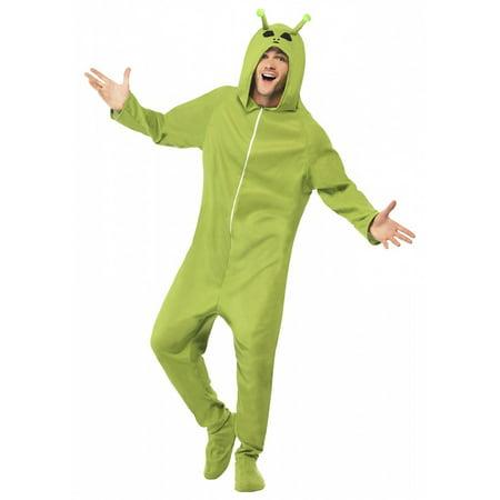 Alien Adult Costume - Medium - Alien Adult Costume