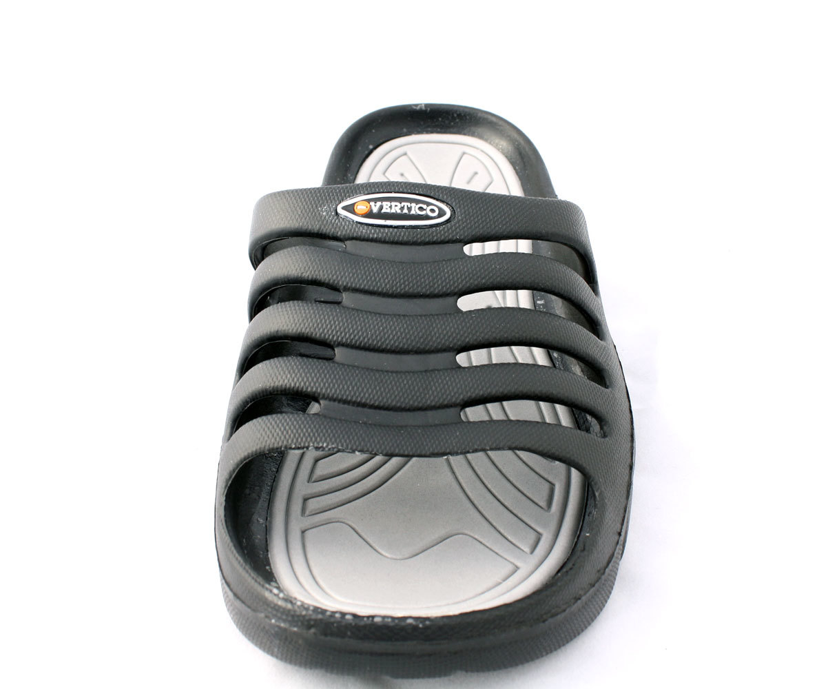 f5bbe211f1c8 Vertico - Vertico Men s Shower and Pool Slide On Sandal - Walmart.com