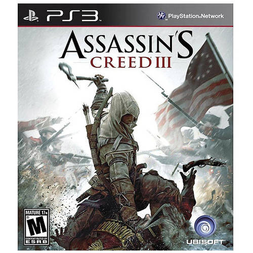 Assassins Creed lll (PS3) - Pre-Owned