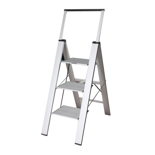 Core Studio Sl3 Slimline Original 3 Step Ladder Walmart Com
