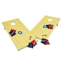 MLB Tailgate Toss XL Cornhole Set
